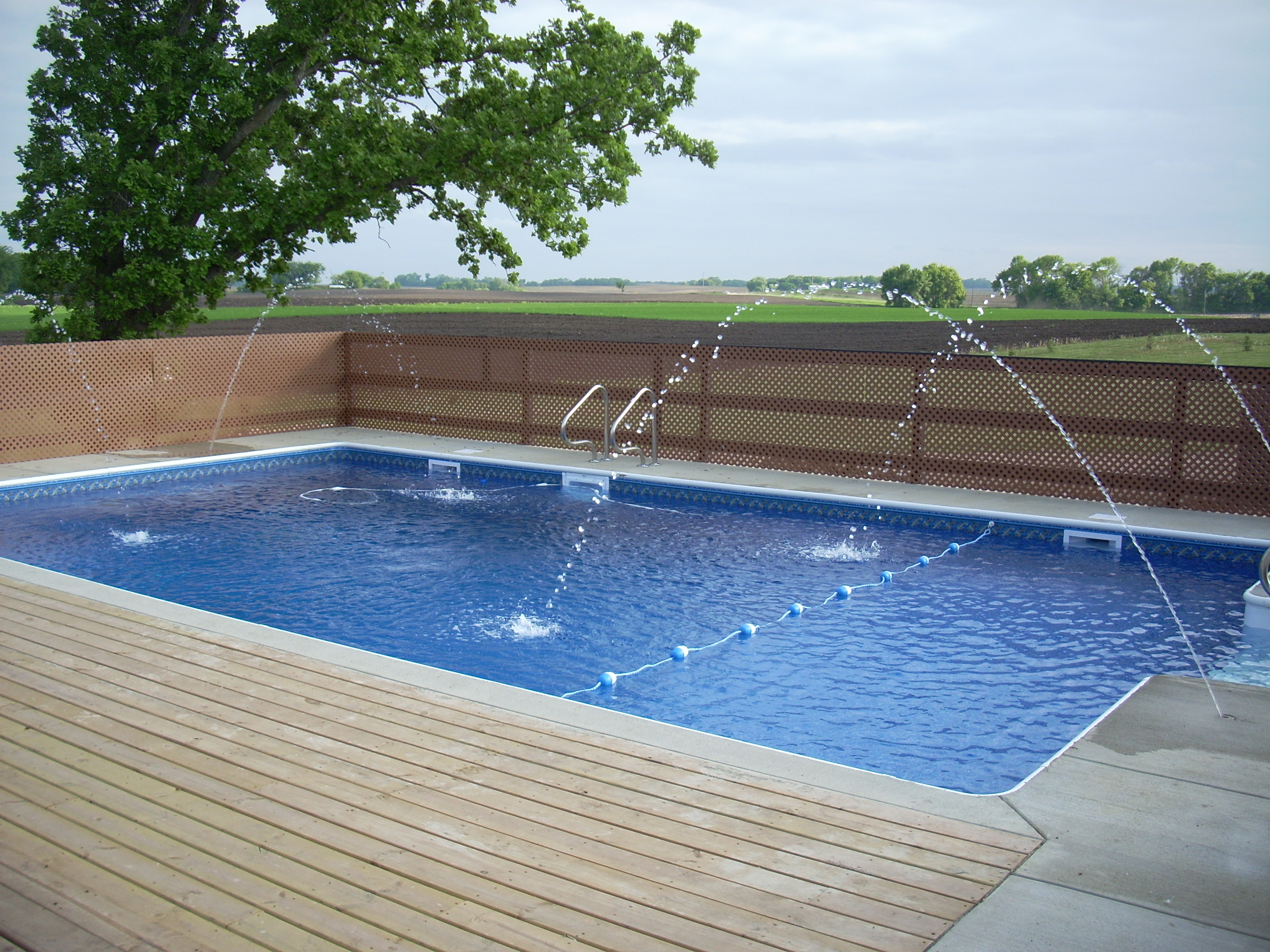 Pool sales service installations in mn tc pools inc for Inground swimming pool plans