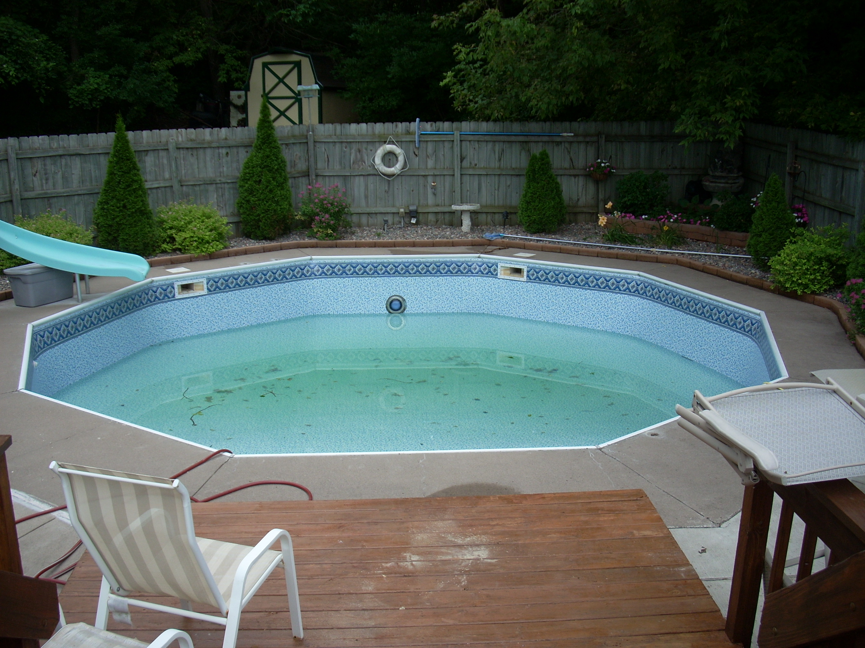 Vinyl Liner Replacement Tc Pools